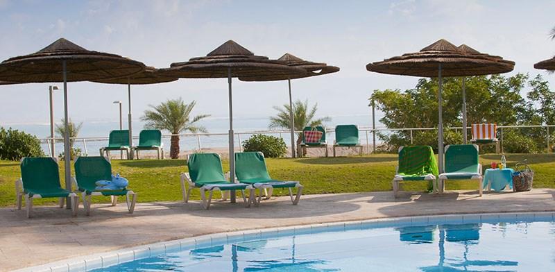 Дэвид Мертвое море - бассейн