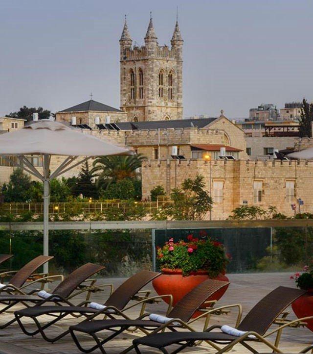 Гранд Корт Иерусалим