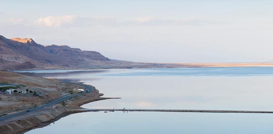 Дэвид Мертвое море - пляж