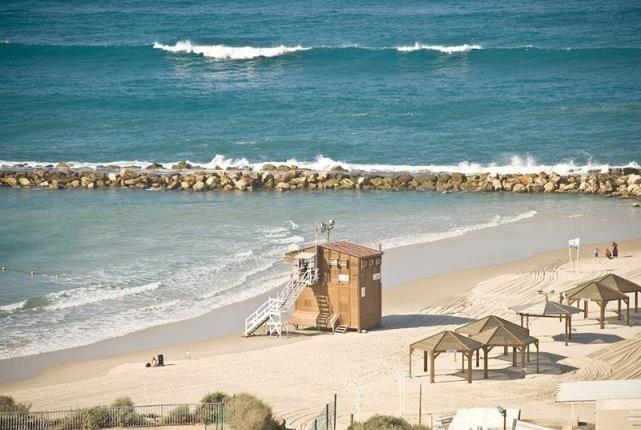 Гранд Бич Тель Авив - море