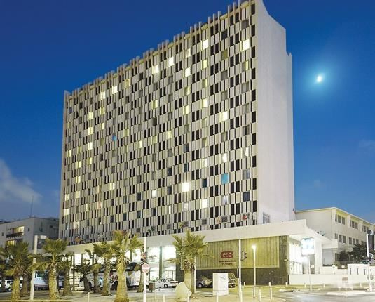 Гранд Бич Тель Авив