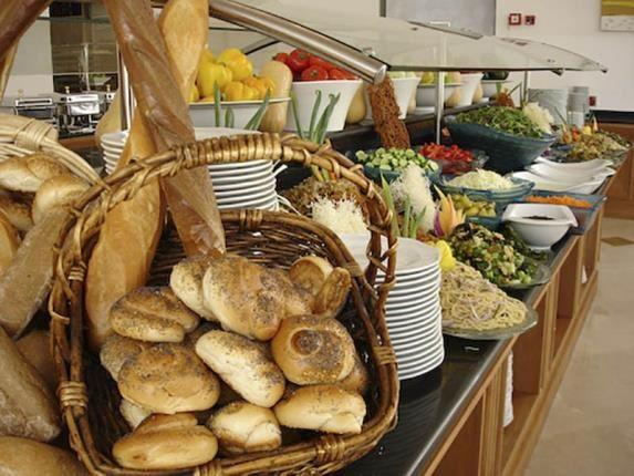 Гранд Иерусалим - питание