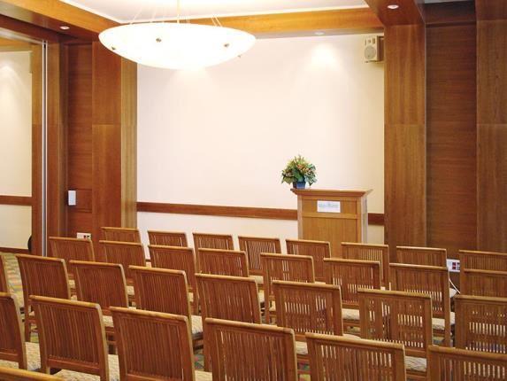 Гранд Иерусалим - залы